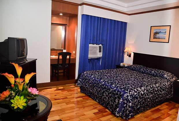Citystate Tower Hotel in Malate - Deluxe King